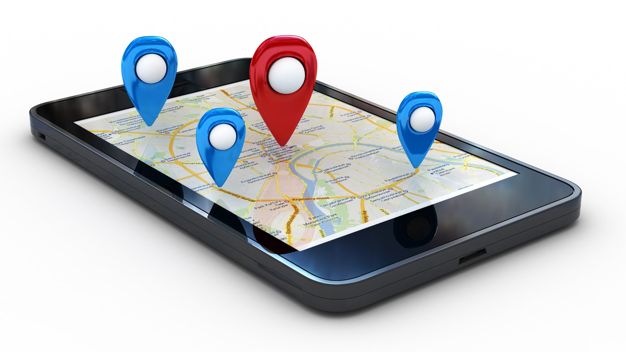 How to Use Cell Phone Tracker to Know GPS Location of Target Device -  Touchfm