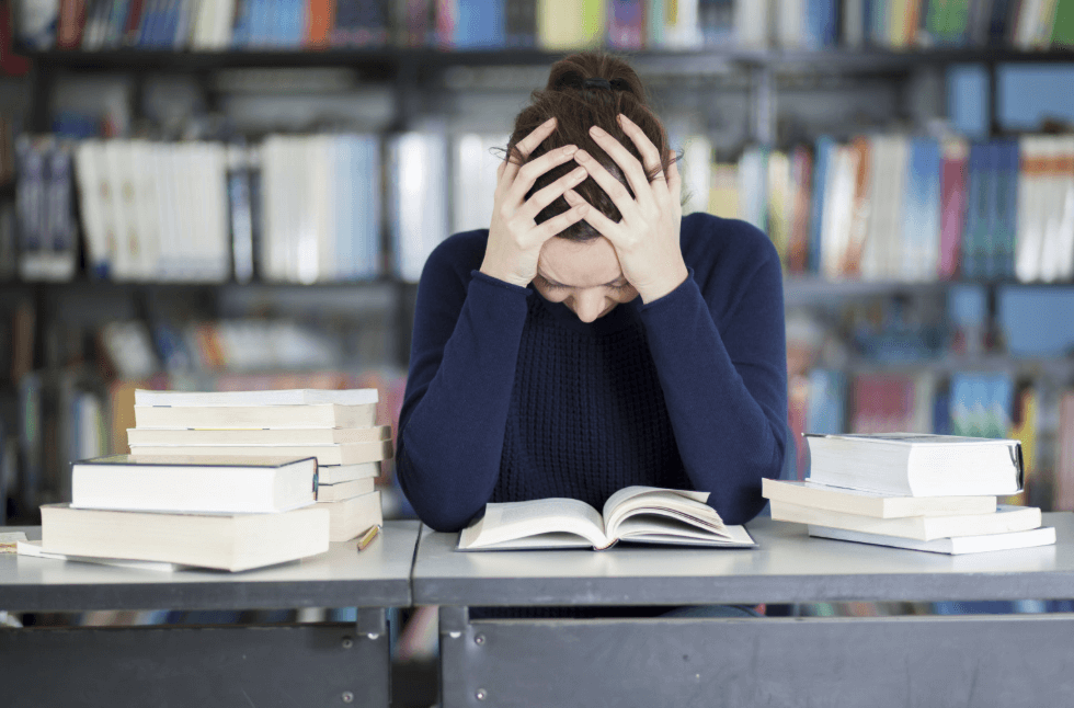 Stress Students