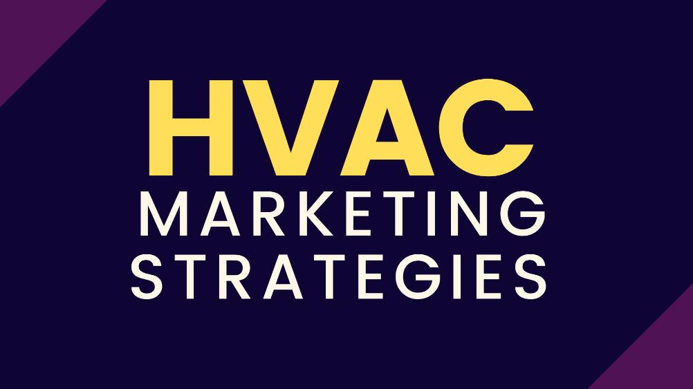 HVAC Marketing Strategies