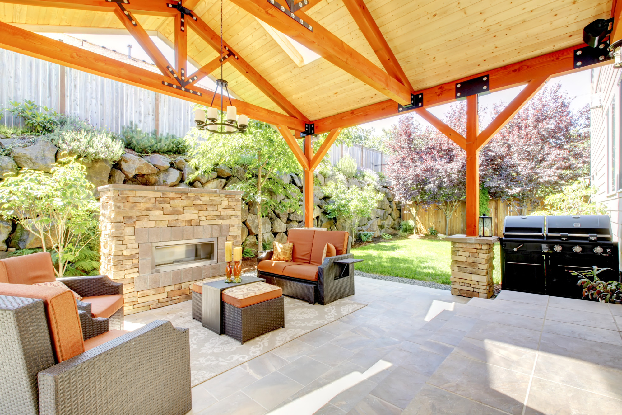 Cover Your Patio